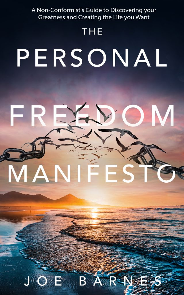 Excerpt from my New Unreleased Book: The Personal Freedom Manifesto