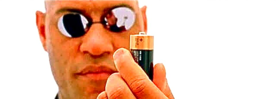 Red Pill or Blue Pill? Morpheus's 3 Rules for Living the Life you Want