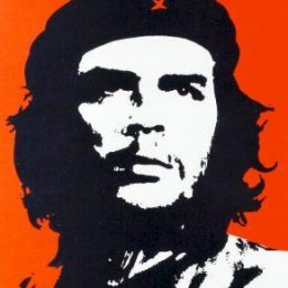 Che Guevara challenging the system